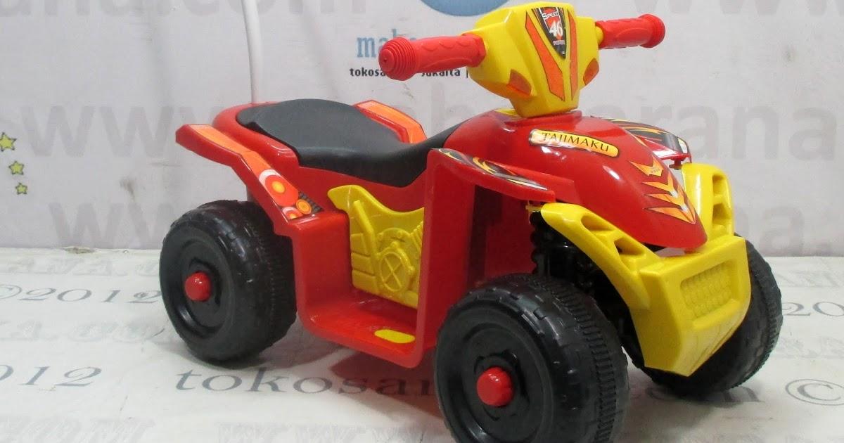 tokosarana™ | Mahasarana Sukses™: Motor Mainan Anak