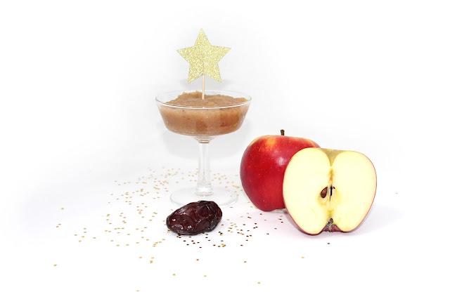 Compote Pomme/ Datte pour bébé