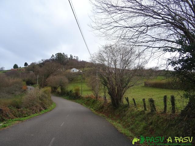 Carretera a Ceacal