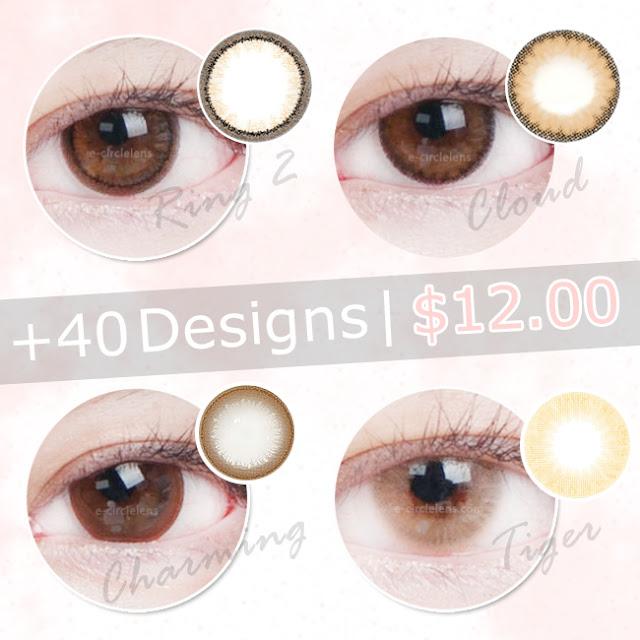 Circle Lens On Sale
