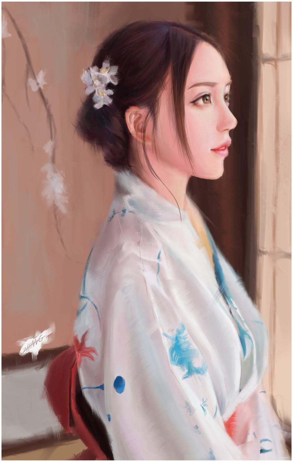 Digital Art by R Zhang