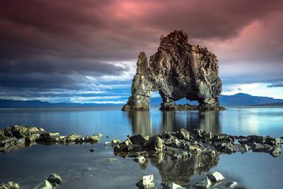 La péninsule de Vatnsnes