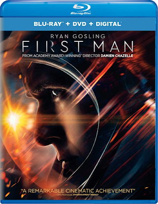 First Man [2018] [BD25] [Latino]