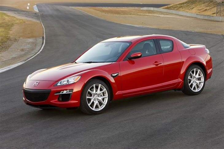 Look At the Car: 2013 Mazda RX8