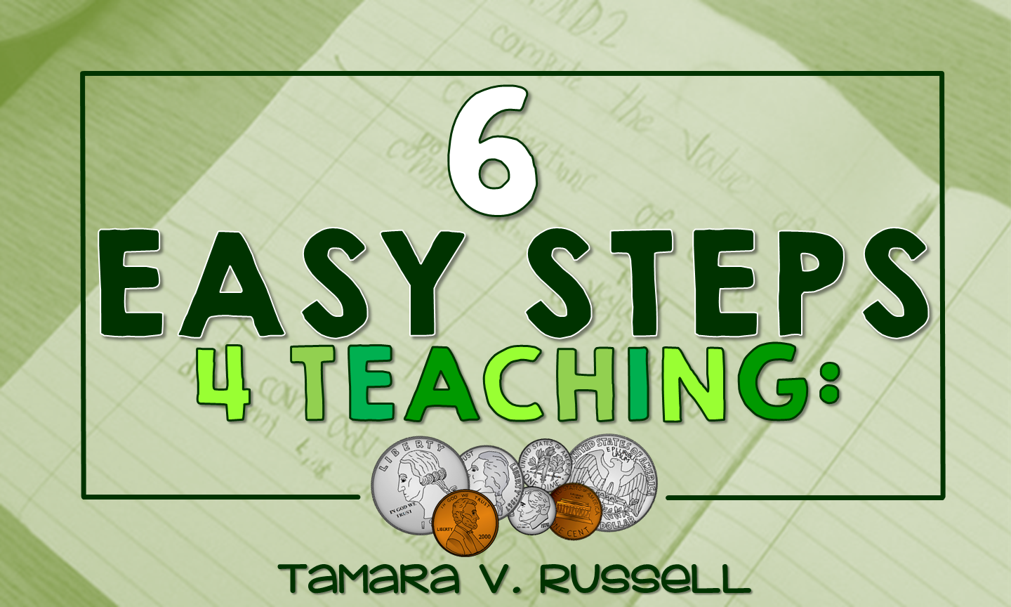 small resolution of 6 Easy Steps for Teaching: Money - Mrs. Russell's Room