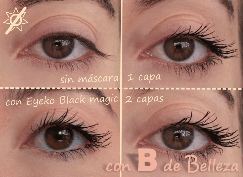 Curl lashes waterproof mascara