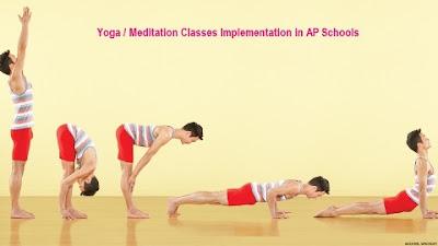 AP-Yoga Meditation Classes in AP Schools Jr Colleges ap go 37