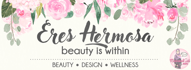 Design Template Responsive Blog Eres Hermosa