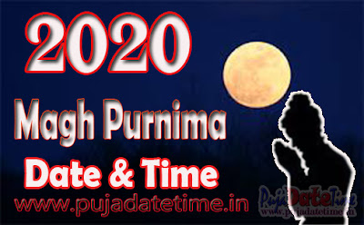 Maghi Purnima Date & Time for India