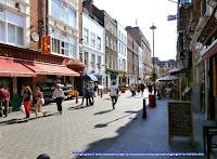 Gerrard Street, centro del China Town londinense