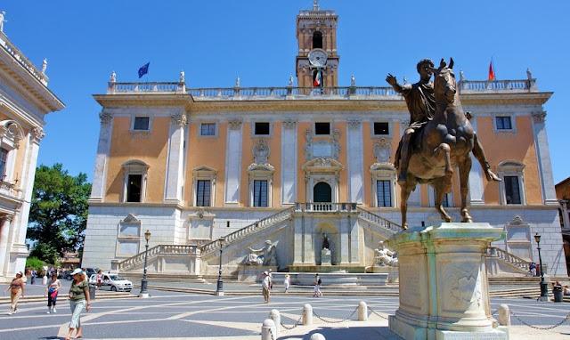 O que fazer no Monte Capitolino em Roma