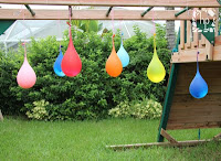 Image: Water Balloon Pinatas