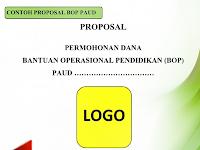Download Contoh Proposal Pengajuan BOP Terbaru