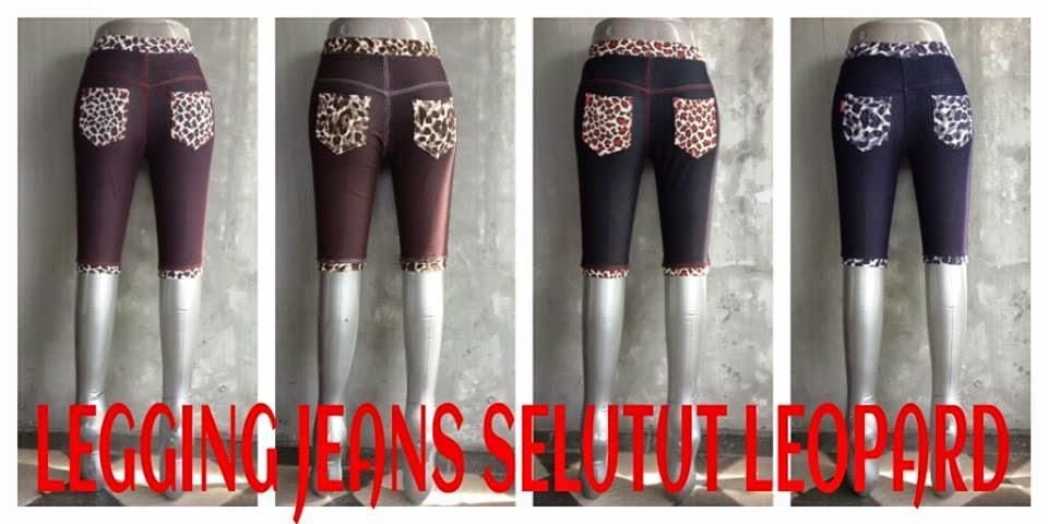 Legging Jeans Celana Legging Jeans
