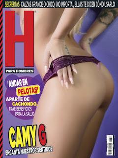 Revista H para Hombres Mexico – Julio 2017 PDF Digital