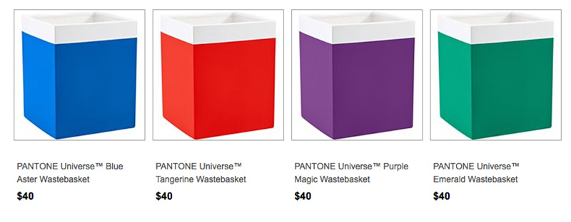 The New Jc Penney Pantone Universe Collection Bedding And