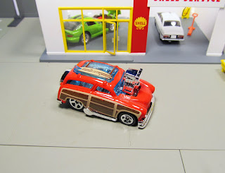 hot wheels tooned woodie