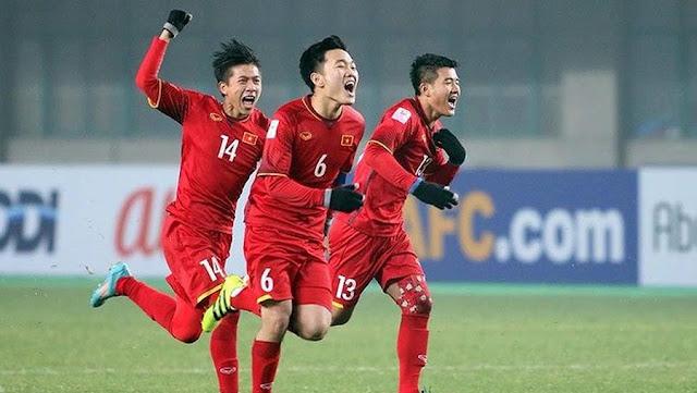 U23 Việt Nam đang là nguồn cảm hứng cho toàn Châu Á