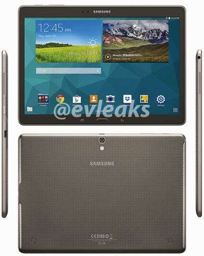 Penampakan Terbaru & Spesifikasi Samsung Galaxy Tab 10.5