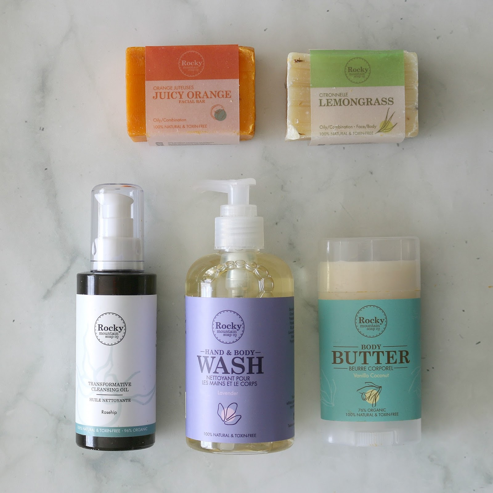 rocky mountain soap company natural skincare and body care