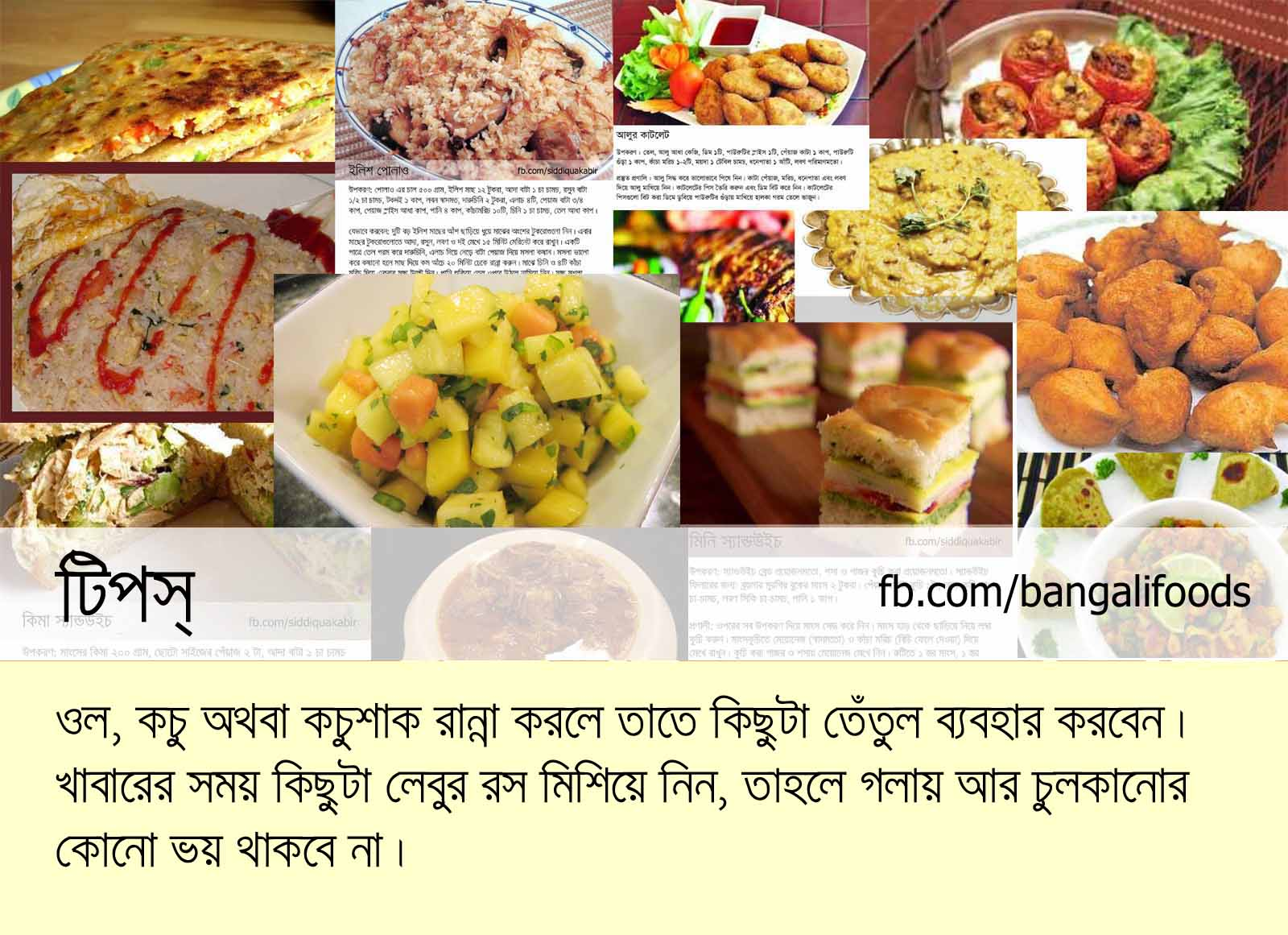 Siddika kabir recipe chekwiki necessary deshi cooking tips forumfinder Image collections
