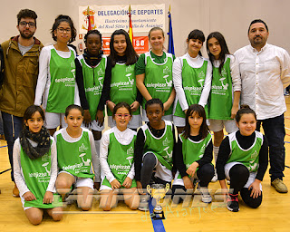 Baloncesto Escolar Aranjuez