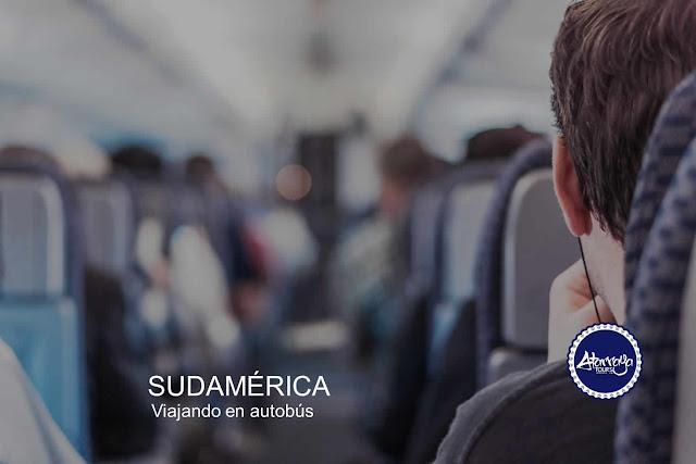 imagen Viajando en autobús por  Sudamérica