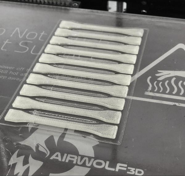Kiểm Tra Độ Bền Kéo Đứt Mẫu in 3D Theo ISO 527 - Câu Chuyện Từ