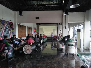 Fonka Gelar Workshop