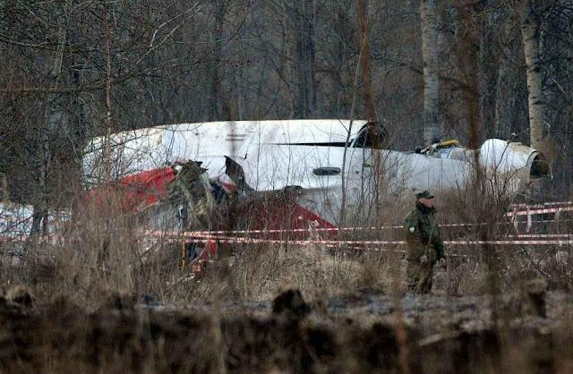Katyn II? Até hoje a Rússia embaralhou o inquérito do acidente que matou a cúpula do governo polonês