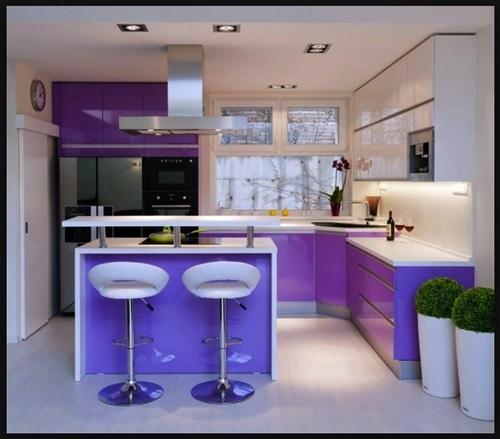 Perlu Anda Ketahui Untuk Memaksimalkan Konsep Pewarnaan Pada Dinding Dapur Yang Sempit Silahkan