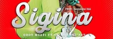 Download Q boy msafi ft Stino - Sigina