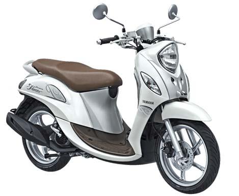 Yamaha Rilis New Fino 125 Ban Tapak Lebar Harga Mulai dari Rp 17,3 Juta