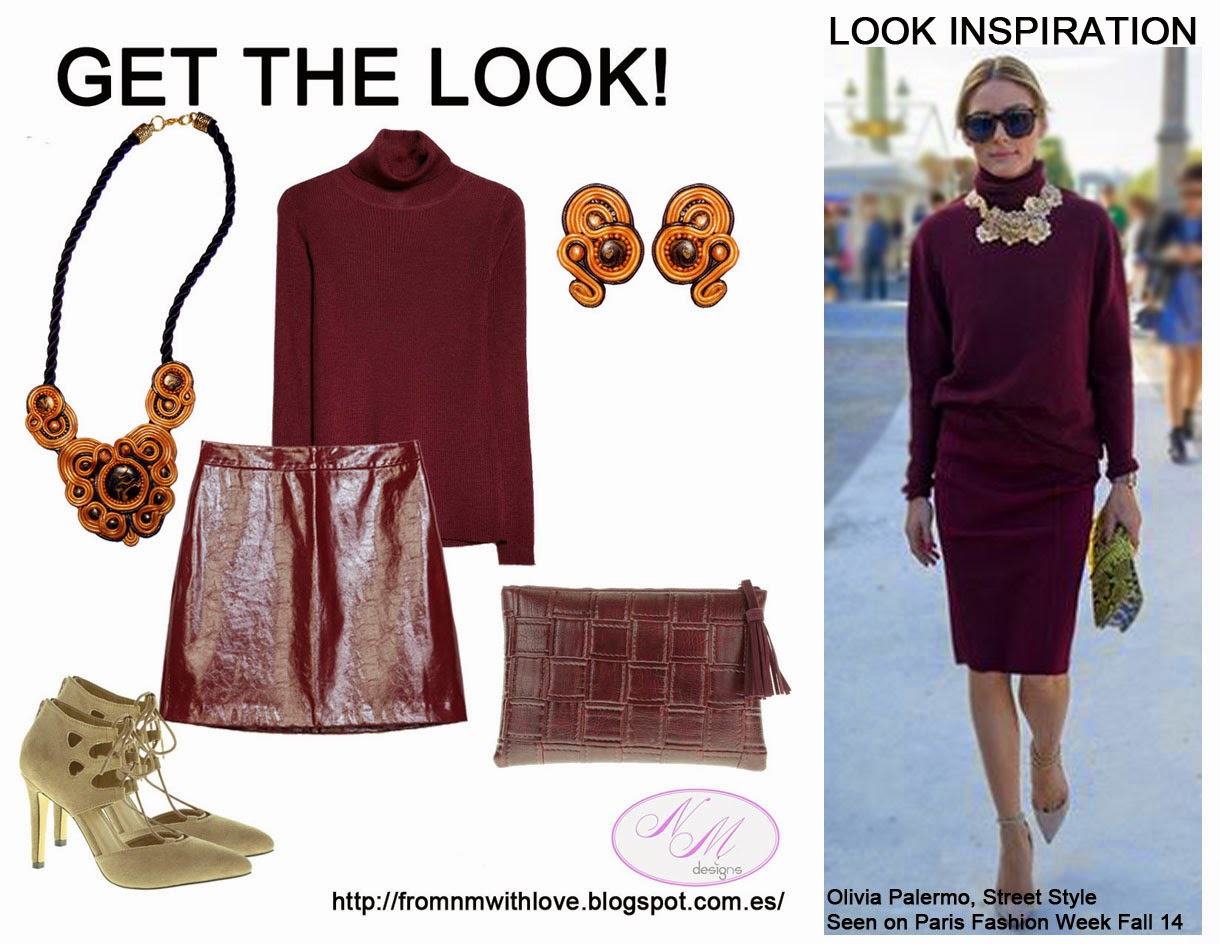 """GET THE LOOK"" from October 16, 2014"