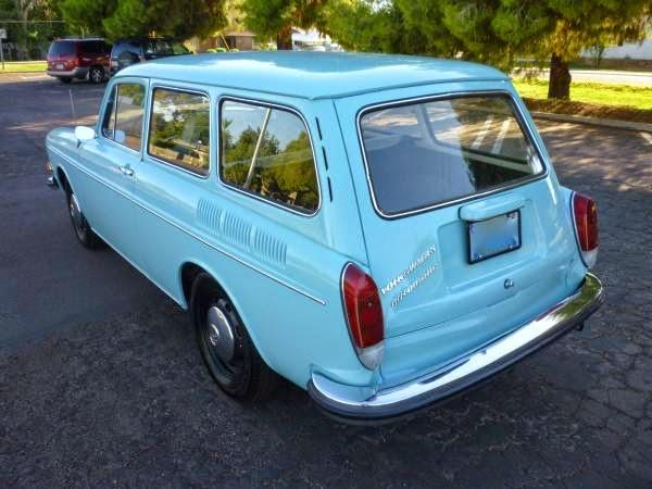 1971 VW Squareback - Buy Classic Volks