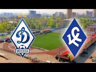 Динамо М – Крылья Советов смотреть онлайн бесплатно 20 апреля 2019 прямая трансляция в 16:30 МСК.