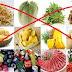 Pantangan Makanan Kanker Getah Bening (Limfoma)
