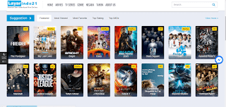 Tempat streaming film favorit dan gratis