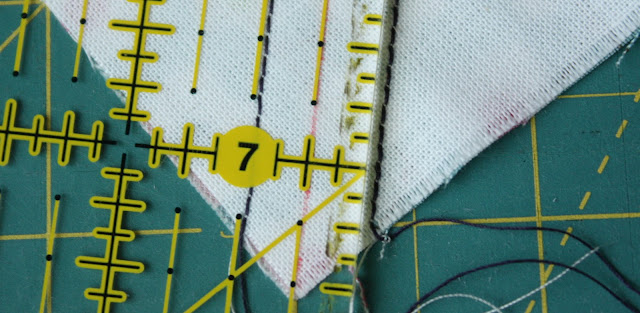 "What is a Scant 1/4"" seam allowance?"