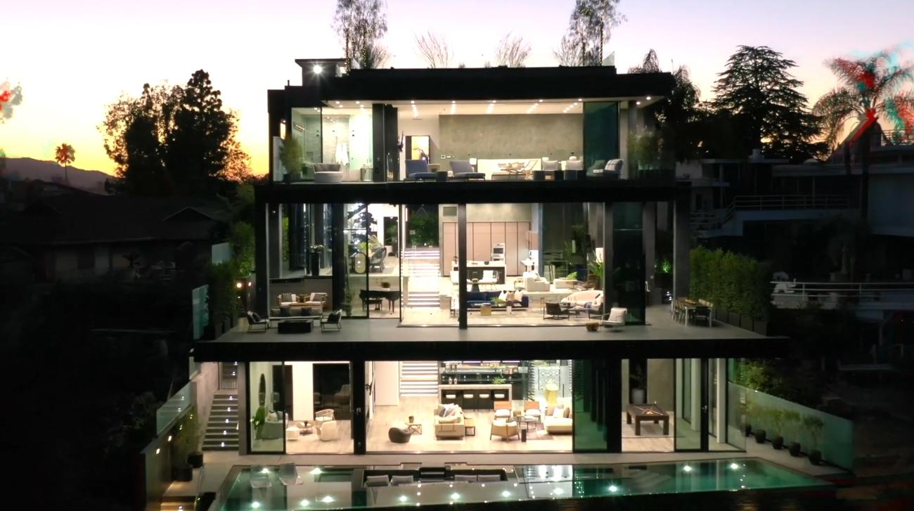 33 Photos vs. 2304 Donella Circle, LA, CA vs. Luxury Mansion Interior Design Tour