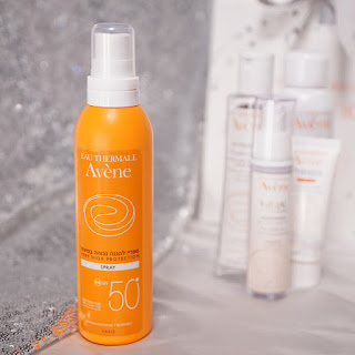 Avene SPF50 lotion review