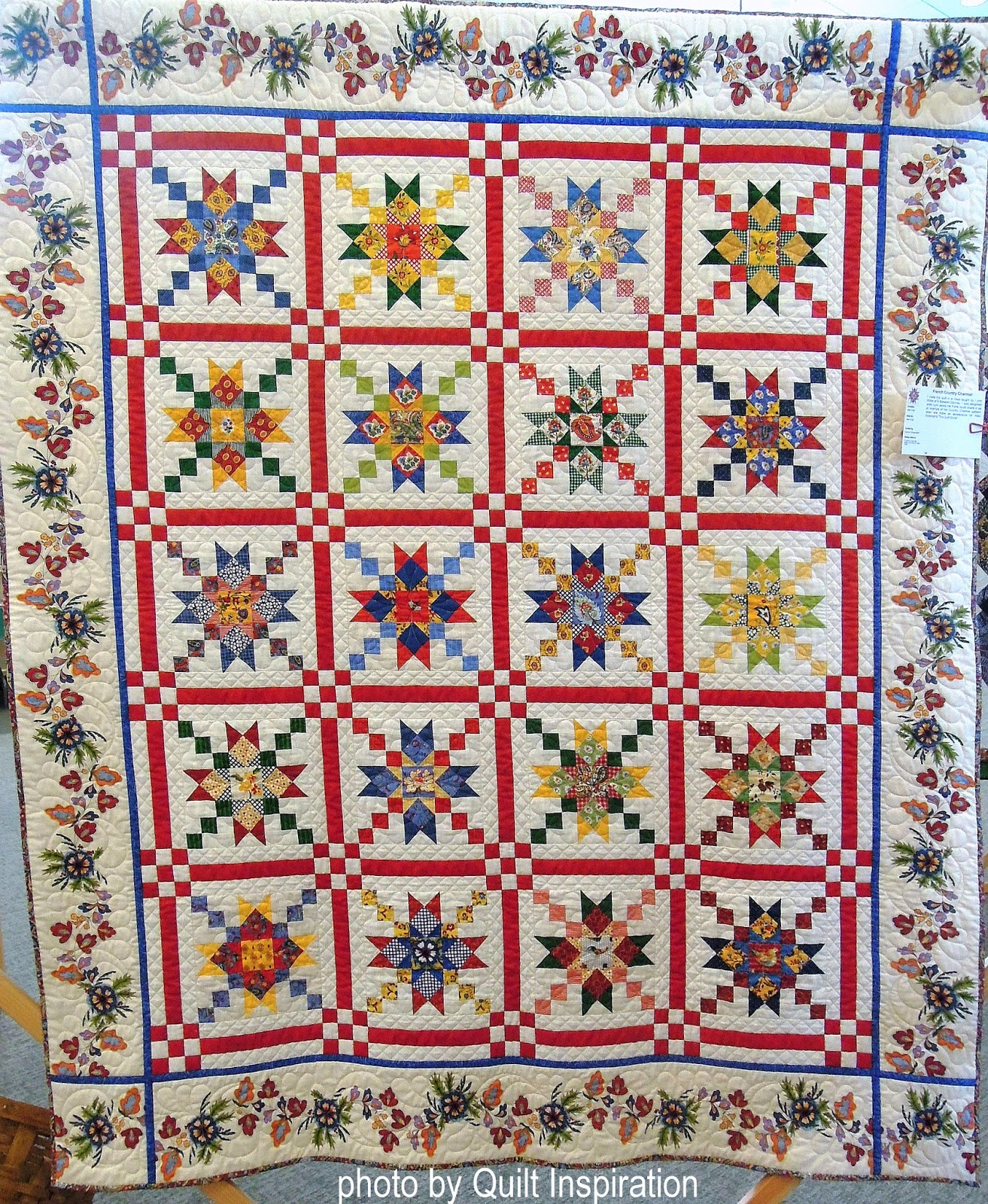 Amador Valley Quilt Show California Day 1 Quilt Inspiration