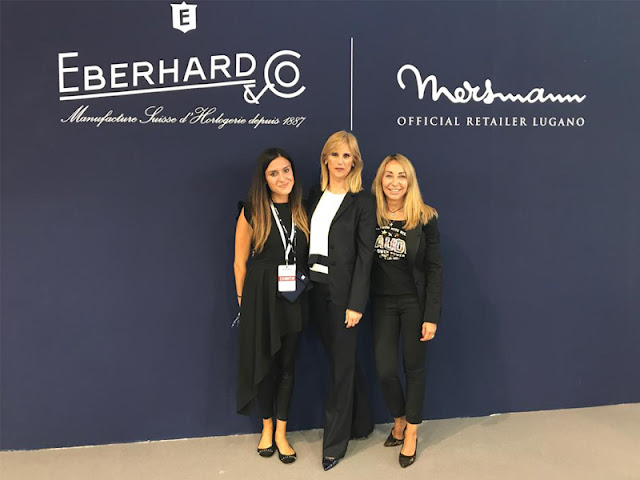 Eberhard & Co. supports Wopart - Works on Paper Art Fair