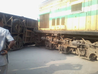 train accident pictures
