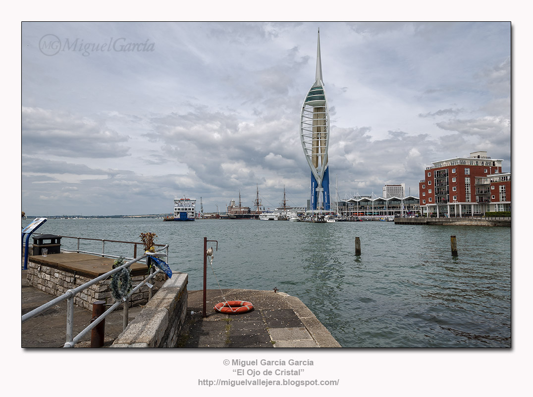 Spinnaker Tower, Portsmouth (UK)