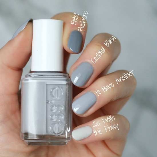 Essie Resort 2018 Collection Swatches Review And Comparisons Essie Envy