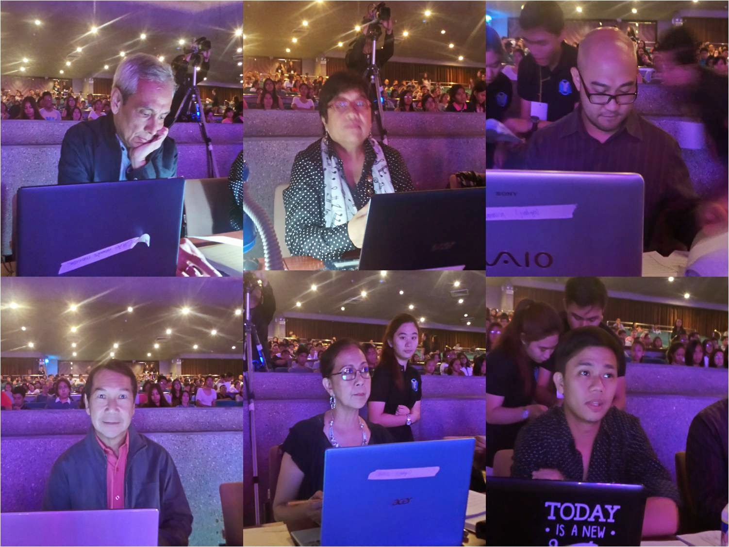 Jim Paredes Their Presence Was Harrasment They: Musikapella 2014: A Night Filled With Music Of The Apo