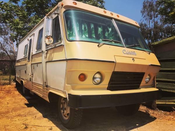 1972 Dodge Cabana RV For Sale