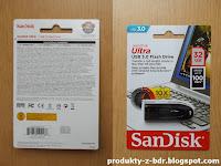 Pendrive USB 3.0 SanDisk Ultra 32 GB z Biedronki