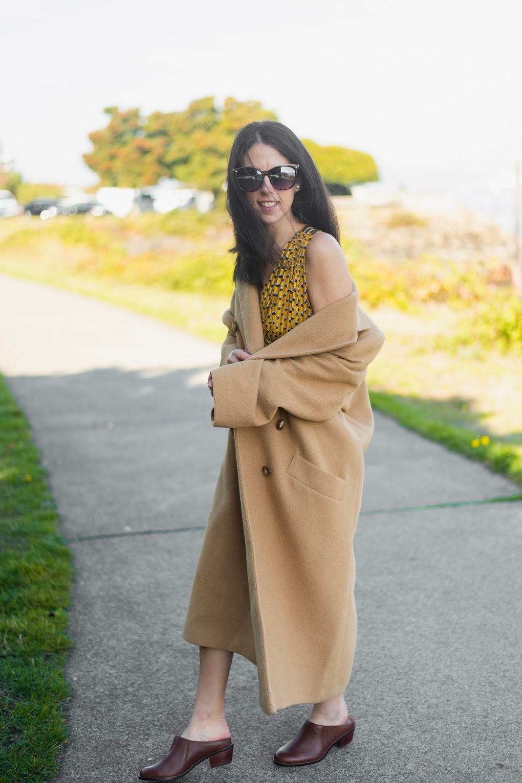 TThe Timeless Camel Hair Coat: That Simple, Beautiful Coat You've Always Wanted